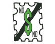 No Stamps Icon